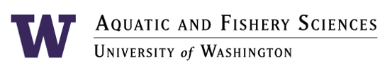 School of Aquatic and Fishery Sciences, University of Washington